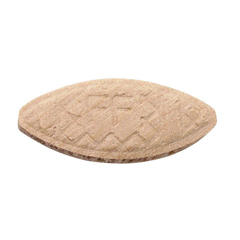 Milescraft #FaceFrame Biscuit Clamshells (110-Piece)