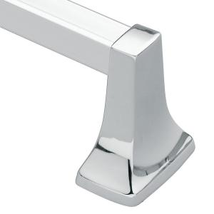 Moen Contemporary 24 inch Towel Bar in Chrome by MOEN