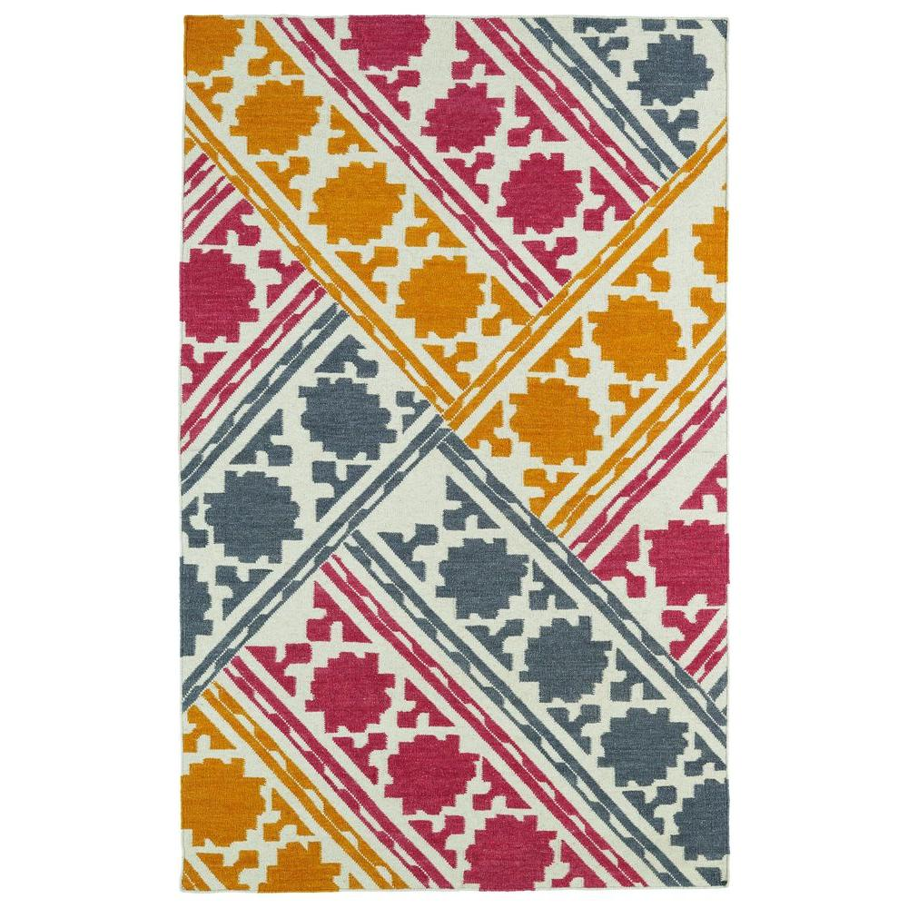 Glam Multi 8 ft. x 10 ft. Area Rug
