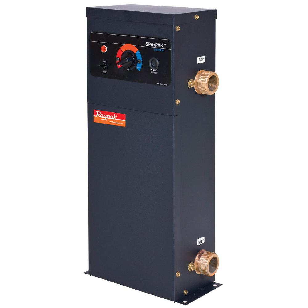 Raypak Elsr5522 18 767 Btu Electric Spa Heater 001642