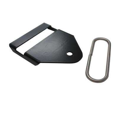 Black End Termination Bracket