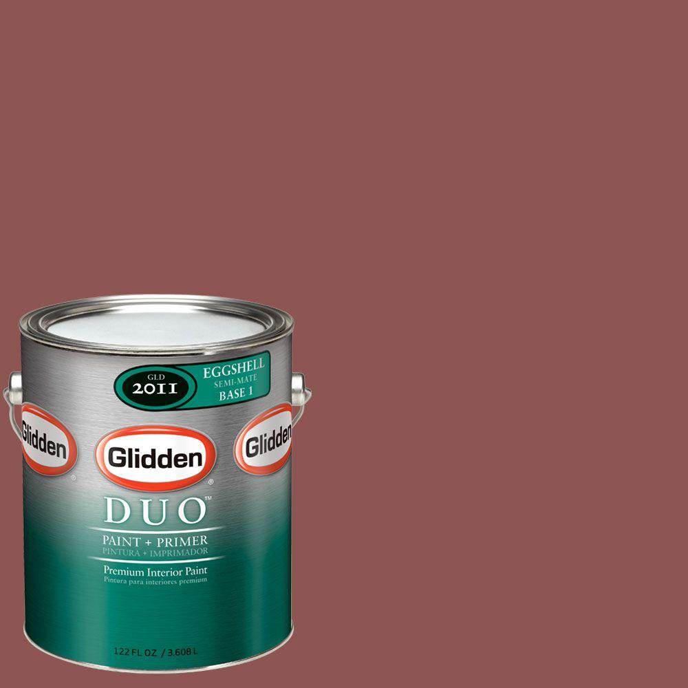 Glidden DUO Martha Stewart Living 1-gal. #MSL021-01E Silk Lining Eggshell Interior Paint with Primer-DISCONTINUED