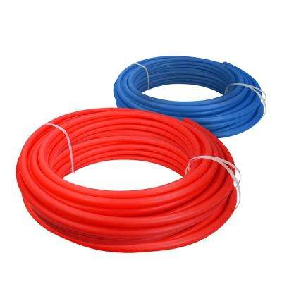 3/4 in. x 500 ft. PEX Tubing Potable Water Pipe Combo - 1 Red 1 Blue