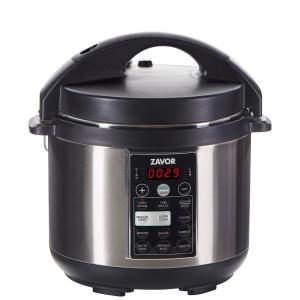 LUX 4 Qt. Stainless Steel Stovetop Pressure Cooker