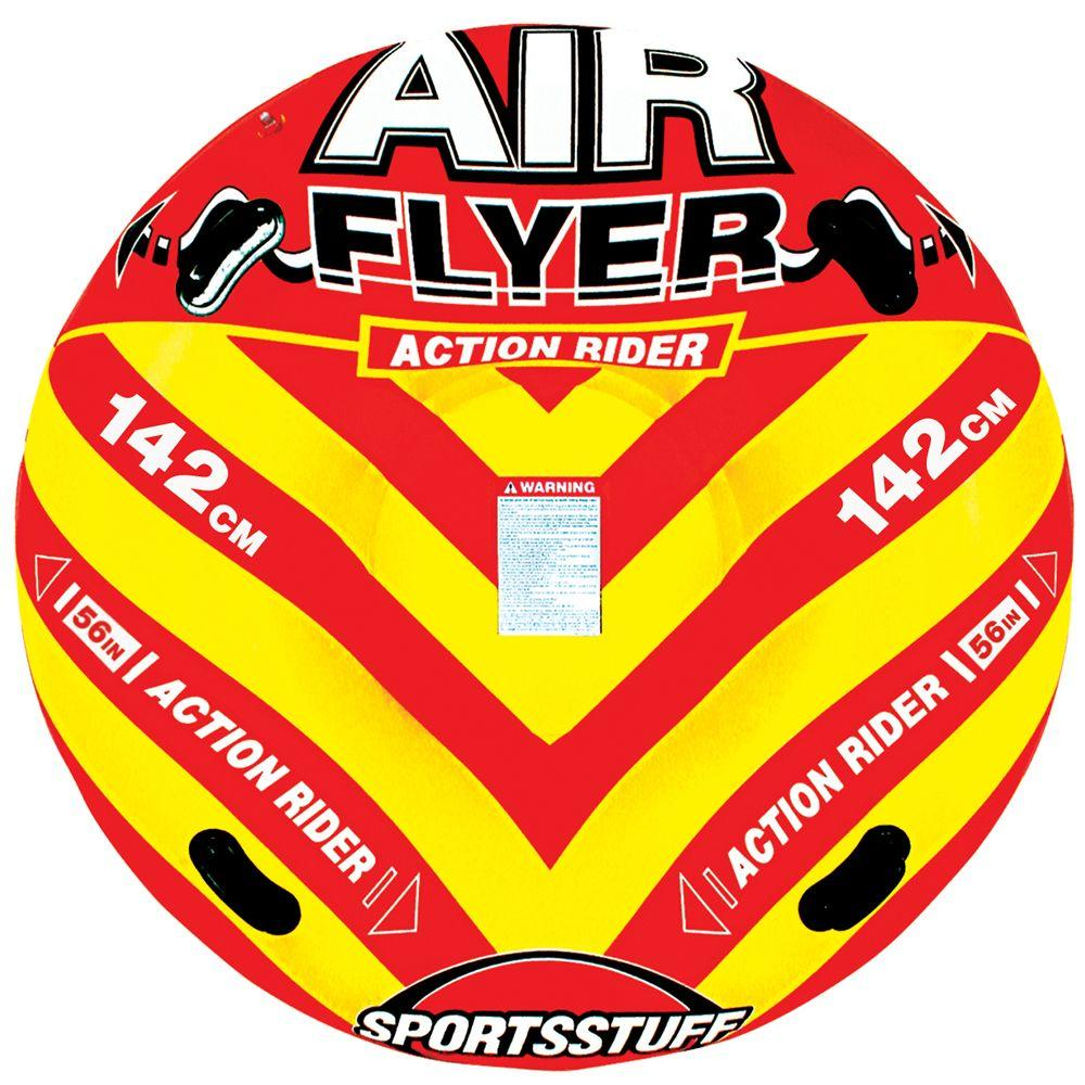 Swim Time Air Flyer 56 in. Inflatable Snow Tube-DISCONTINUED