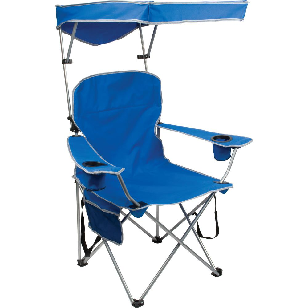 Full Size Royal Blue Shade Chair
