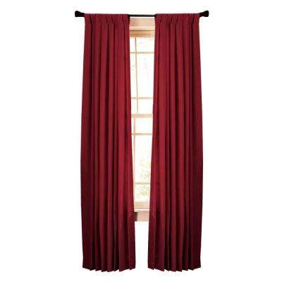 Classic Cotton Tab Top Curtain