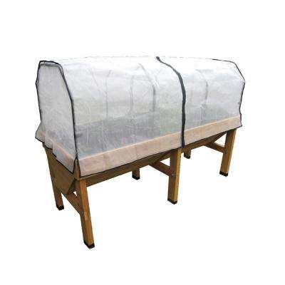 72 in. VegTrug Medium Greenhouse Micromesh Cover Only