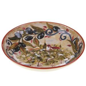 Umbria Pasta and Salad Serving Bowl by