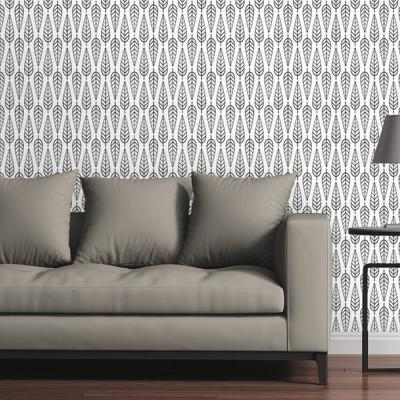Skinny Trees by Raygun Removable Wallpaper Panel