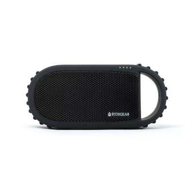 ECOCARBON Bluetooth Waterproof Speaker, Black