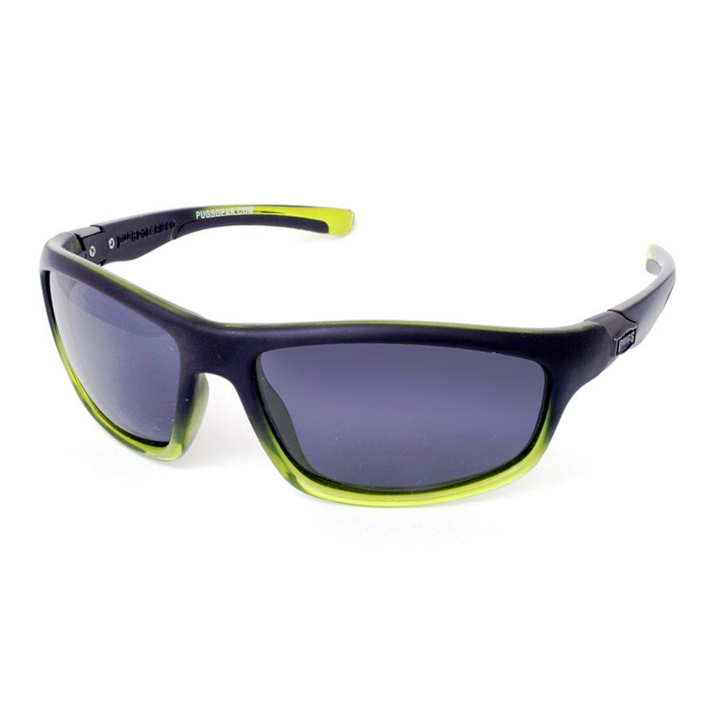 6238143016 Unisex 2-Tone Accented TR90 Full Frame with 1.10 TAC Polarized Lens Sunglass.  Write a review