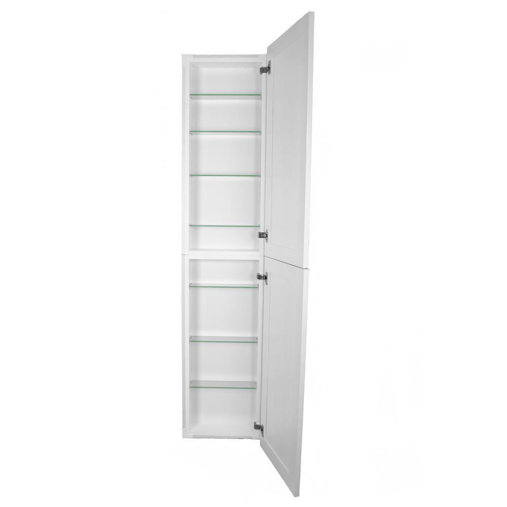 Frameless Kitchen Cabinets Home Depot: Silverton 14 In. X 68 In. X 4 In. Frameless Recessed