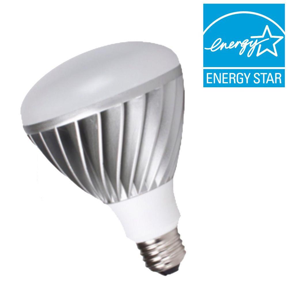 15W Equivalent Soft White (2700K) BR30 LED Light Bulb