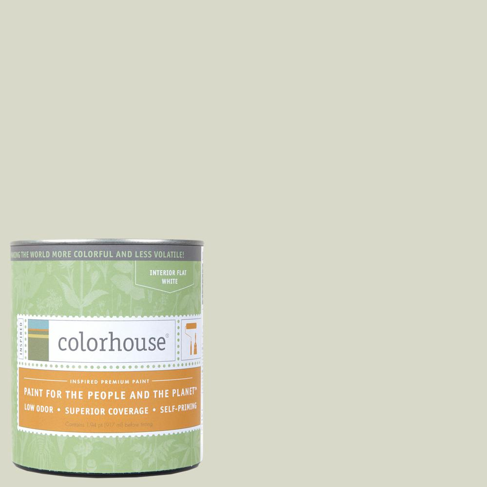 1 qt. Bisque .05 Flat Interior Paint