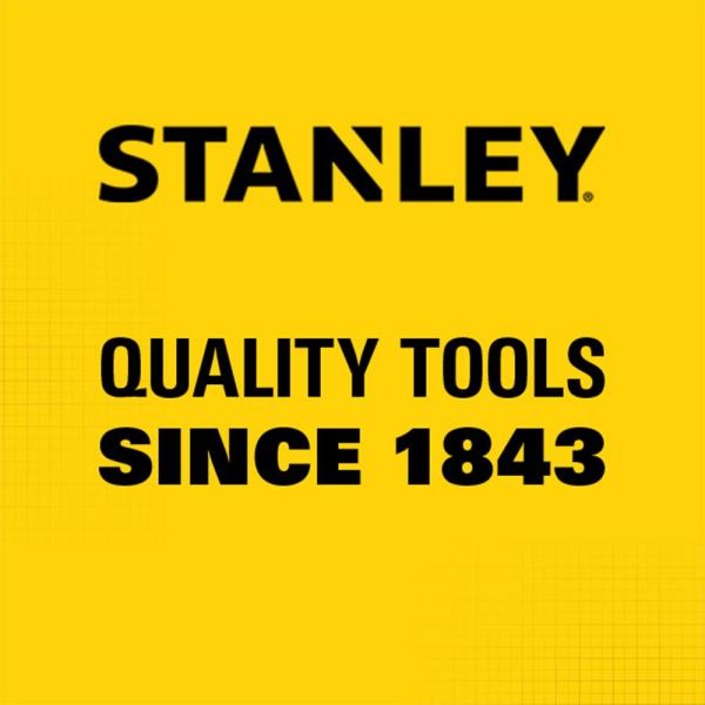 unzerst/örbar 40,3 x 58,9 mm 300 lm Stanley 65435 Kopflampe