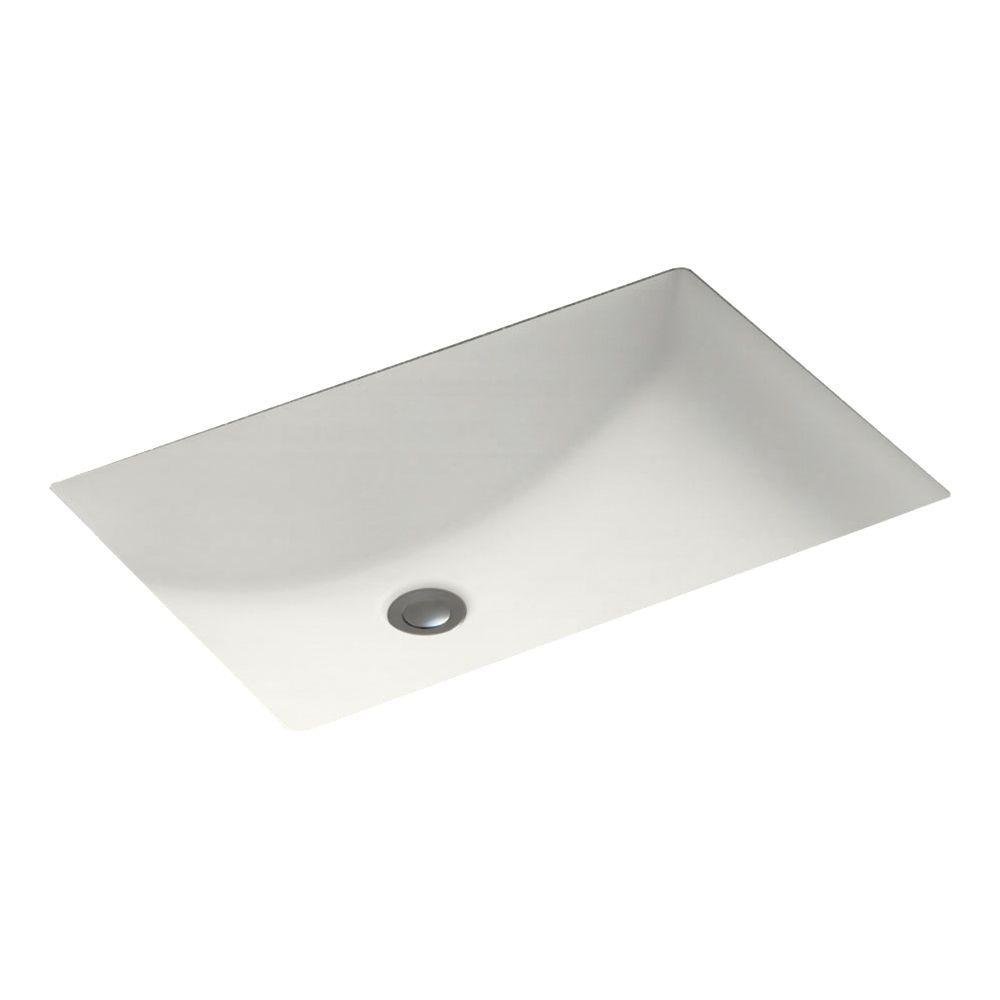 Swan Contour Undermount Bathroom Sink