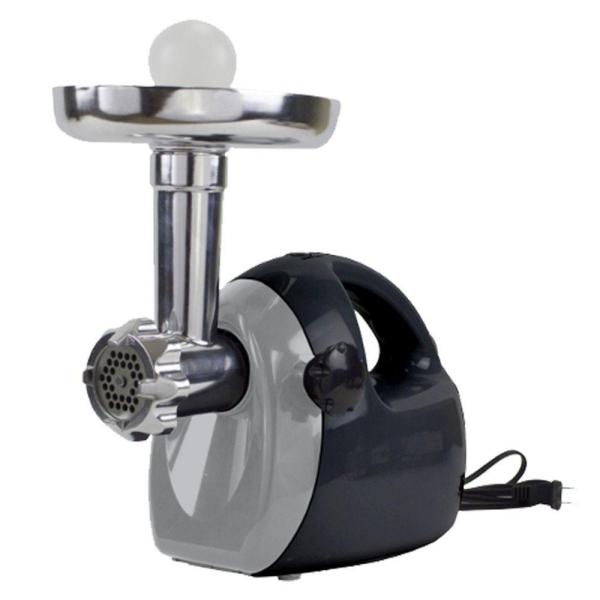 Chard Collection No. 5 400 W Black Stainless Steel Meat Grinder
