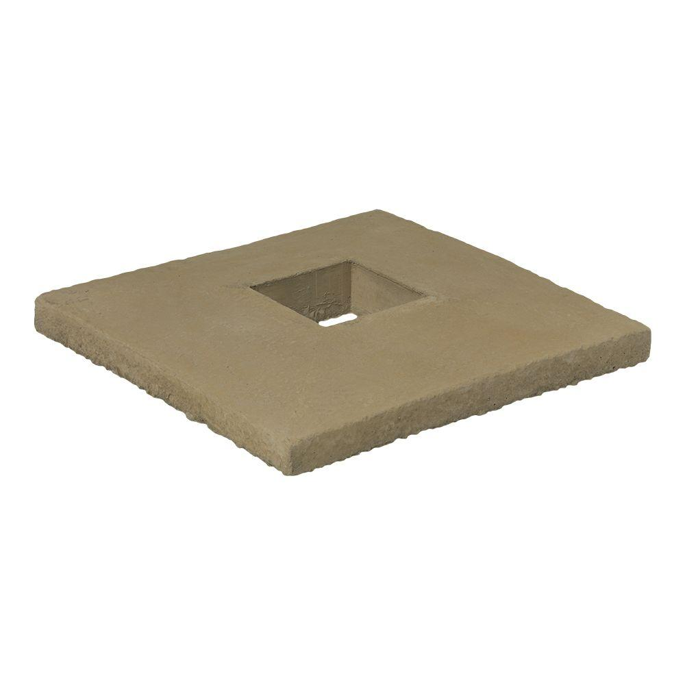 ply gem windows home depot ply gem 1712 in 214 open cap for stone fence column755164138067 the home depot