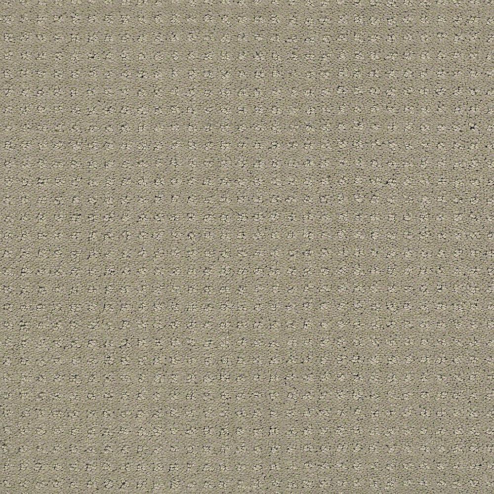Carpet Sample - Sand Piper - Color City Scape 8 in. x 8 in.