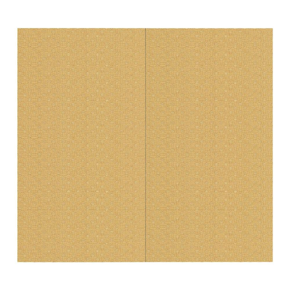 SoftWall Finishing Systems 64 sq. ft. Summer Fabric Covered Full Kit Wall Panel