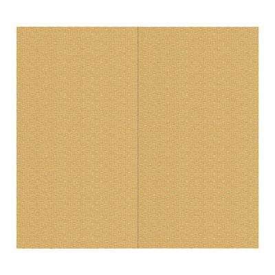 64 sq. ft. Summer Fabric Covered Full Kit Wall Panel