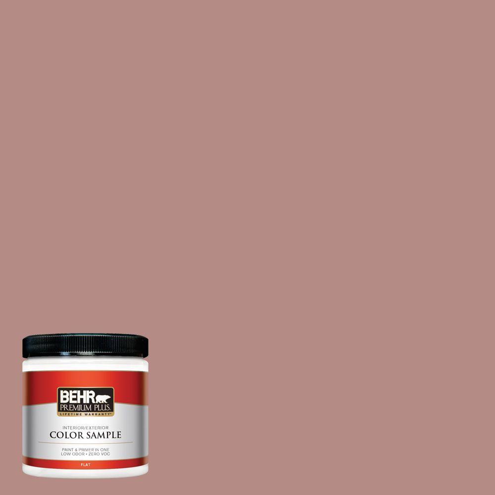 8 oz. #190F-4 Warm Comfort Interior/Exterior Paint Sample