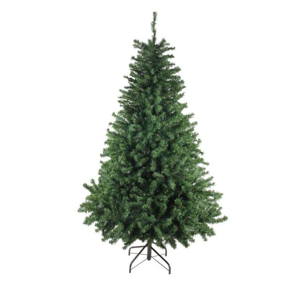 10 ft. Unlit Canadian Pine Artificial Christmas Tree
