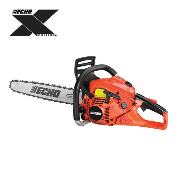 20 in. 50.2 cc Gas 2-Stroke Cycle Chainsaw