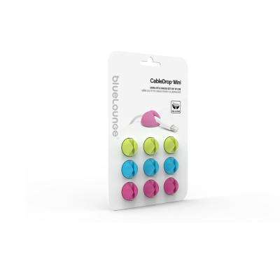 CableDrop Mini, Bright (9-Pack)