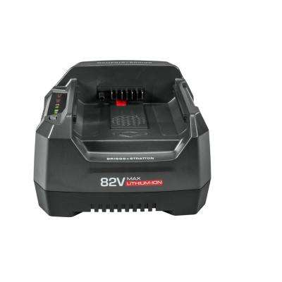 82-Volt Max Lithium-Ion Battery Rapid Charger