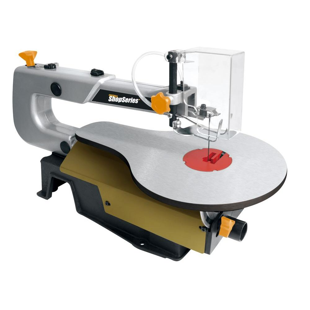 Shop Series 16 in. Variable Speed Scroll Saw