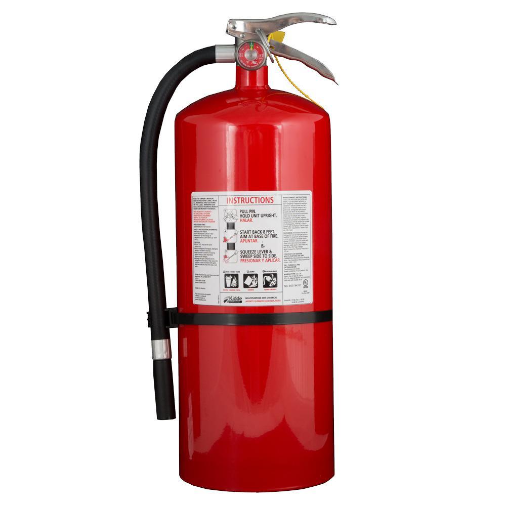 Pro Plus 20 MP 6-A;120-B:C Fire Extinguisher
