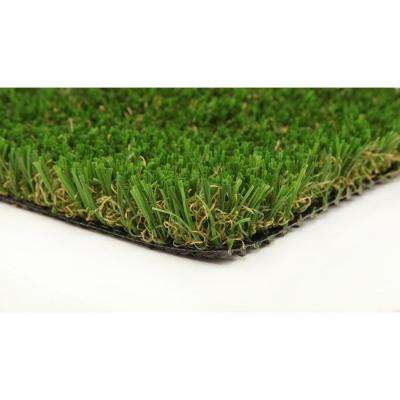 Pet/Sport 60 15 ft. x 25 ft. Artificial Synthetic Lawn Turf Grass Carpet for Outdoor Landscape