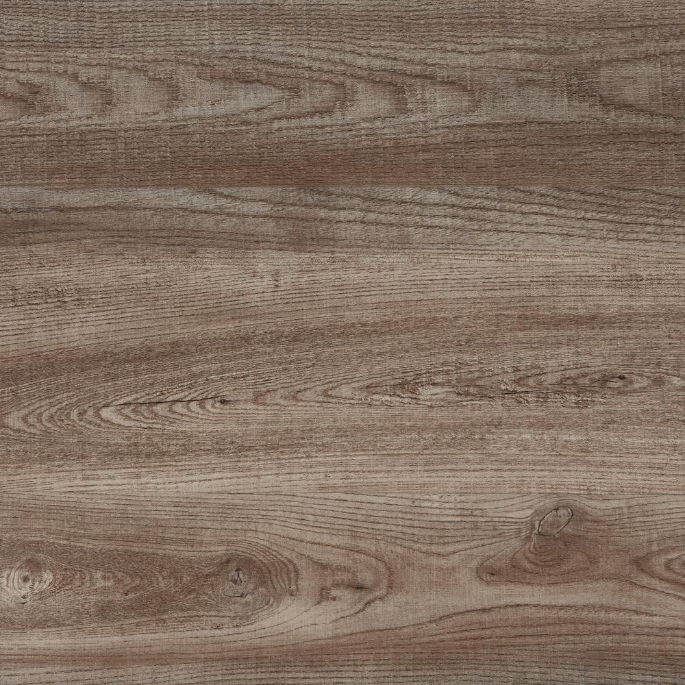 Welcoming Oak 7.5 in. x 47.6 in. Luxury Vinyl Plank Flooring (24.74 sq. ft. / case)