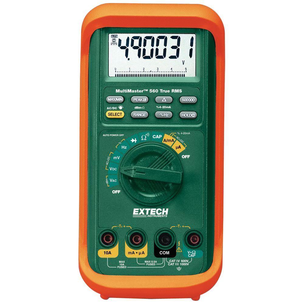 MultiMaster High Accuracy Multimeter