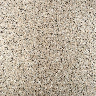 3 in. x 3 in. Granite Countertop Sample in Beige Butterfly