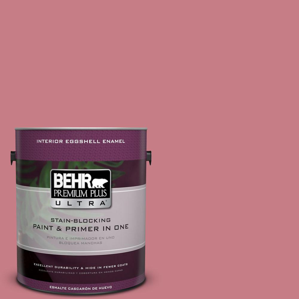 BEHR Premium Plus Ultra 1-gal. #M150-5 Enamored Eggshell Enamel Interior Paint