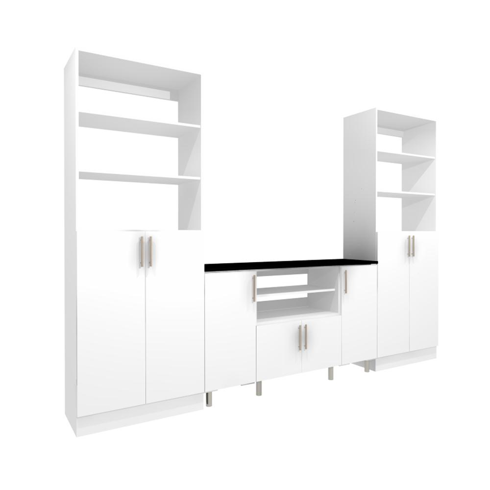 Modifi Storage Entertainment Center Kit