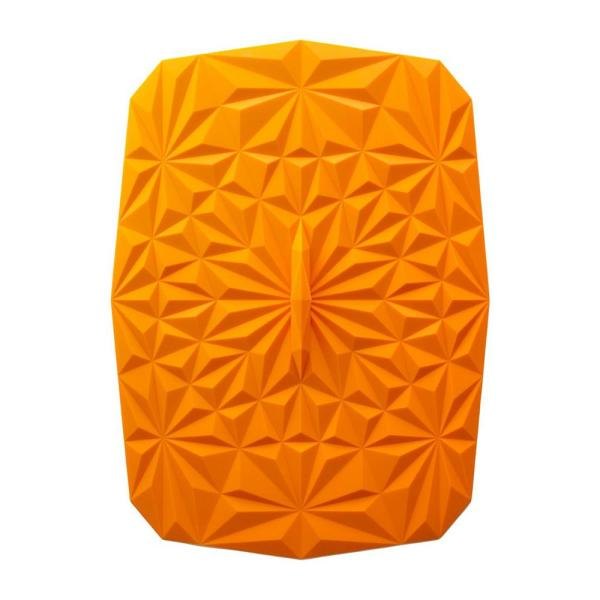 Rectangular Suction 9x13 Silicone Lid in Orange GIRLD6104ORG