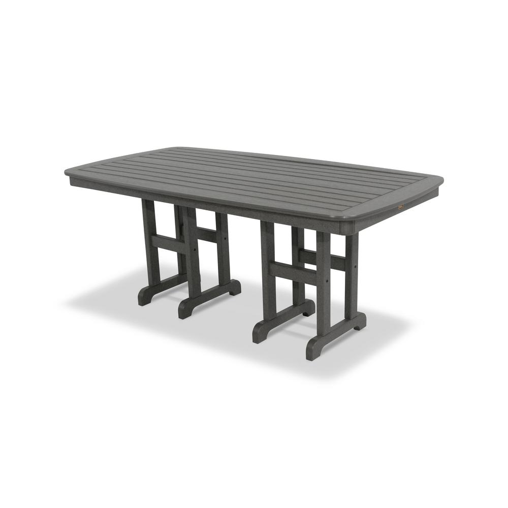 Trex Outdoor Furniture Yacht Club 37 in. x 72 in. Steppin...