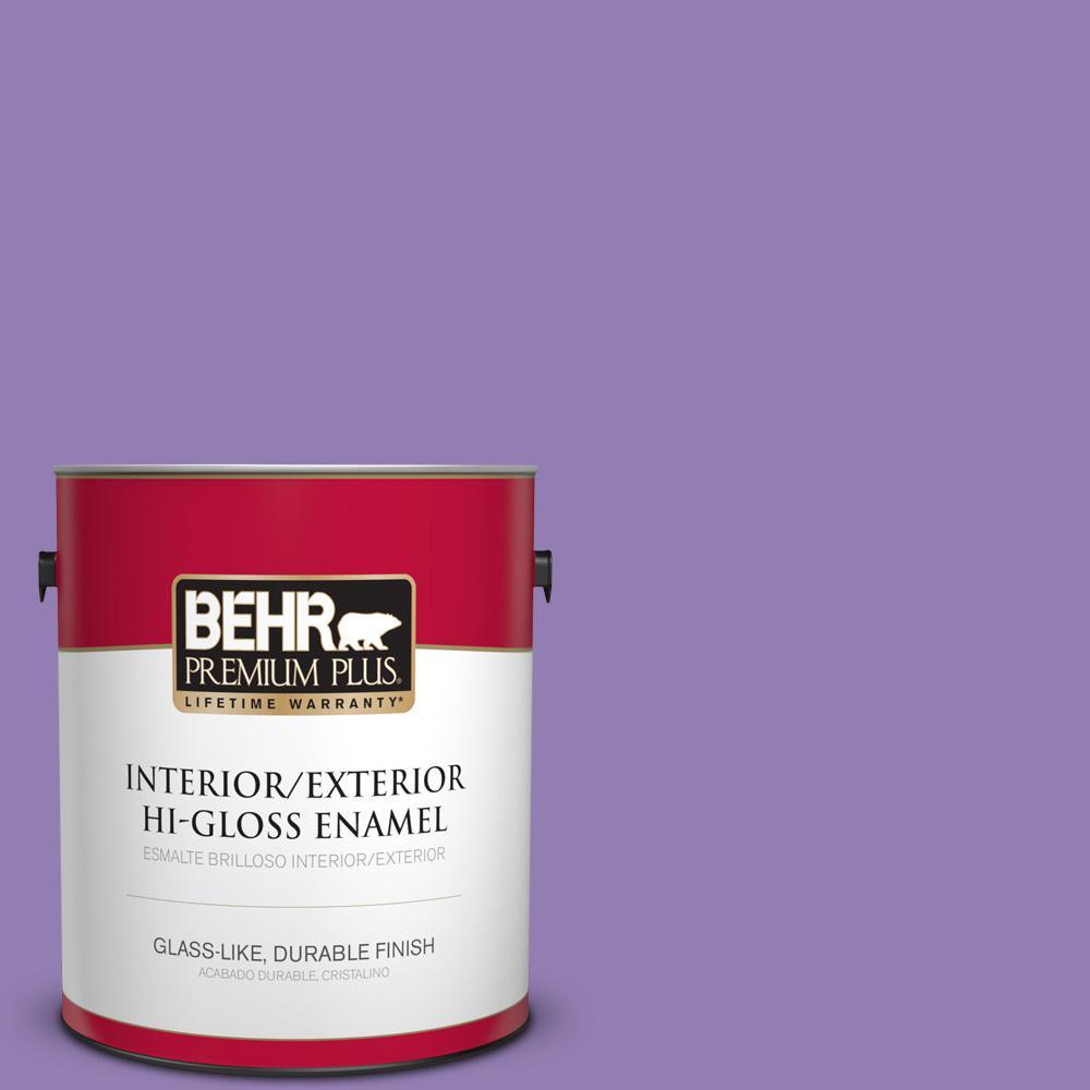 Ppu16 04 Purple Agate Hi Gloss Enamel