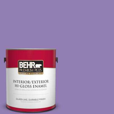 Purple-Exterior-Gloss-Paint. 1 Gal