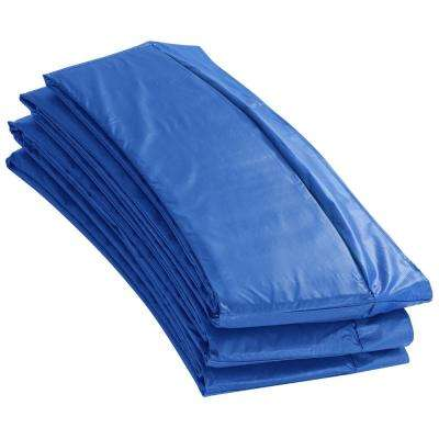 8 ft. Super Trampoline Safety Pad Spring Cover Fits for 8 ft. Round Blue Trampoline Frames
