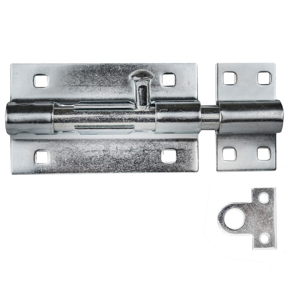 Taco 5 in. Heavy Duty Barrel Surface Bolt