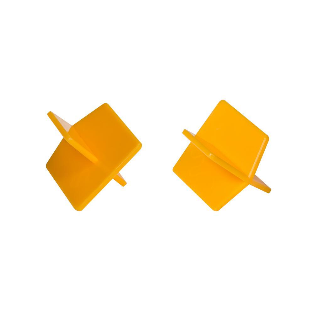 1/16 in. Premium Heavy Duty Tile Spacers (100-Pack)