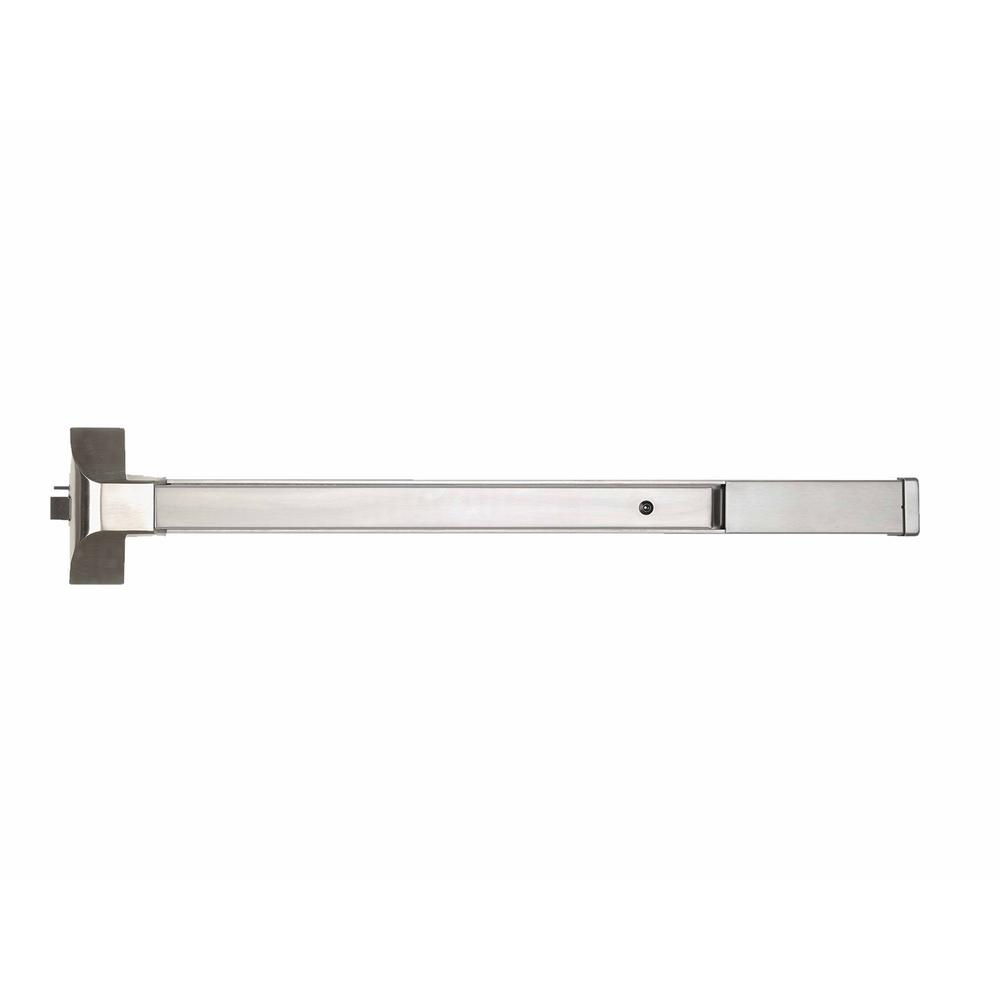 36 in. Stainless Steel Fire Rated Grade 1 Rim Exit