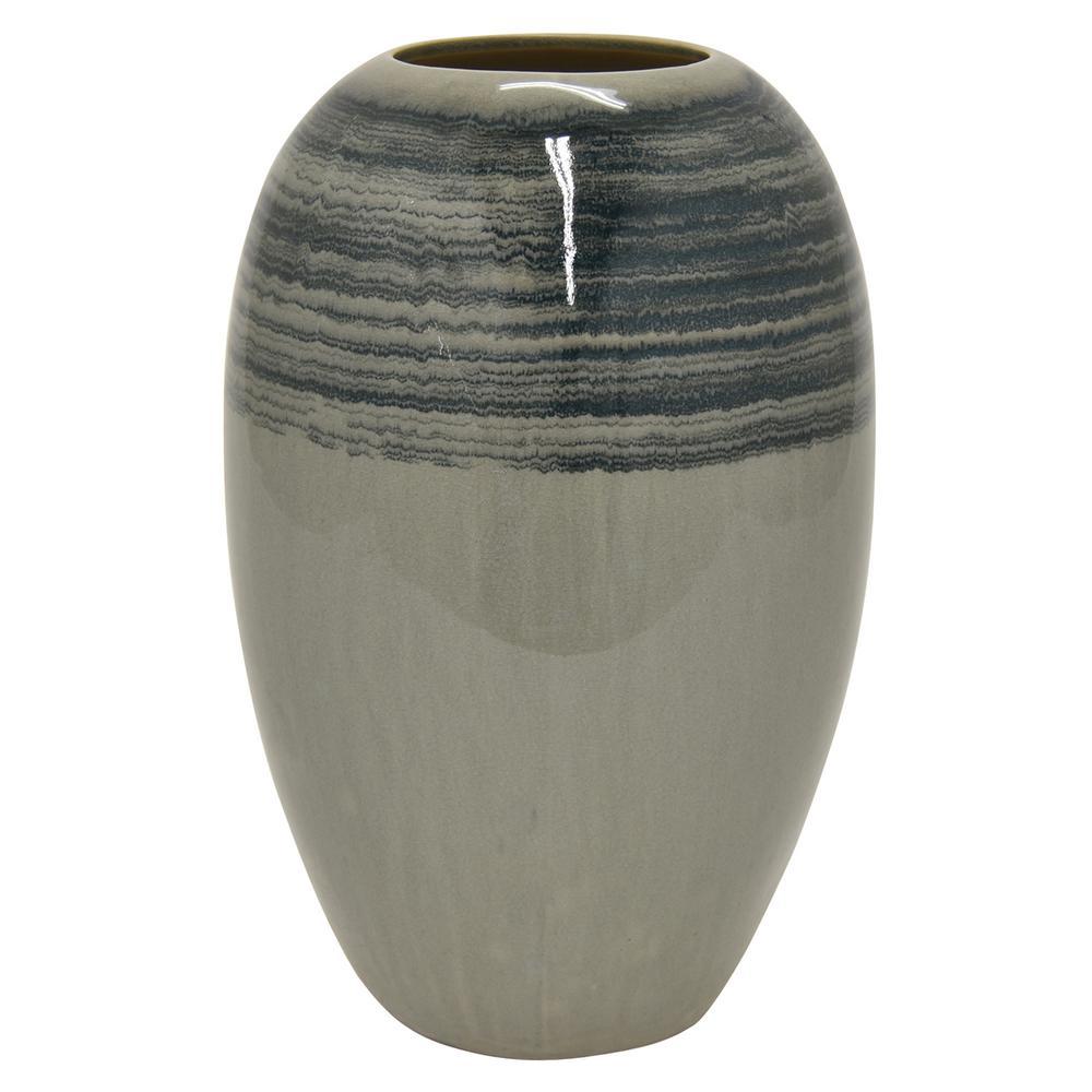 9.5 in. Ceramic Vase