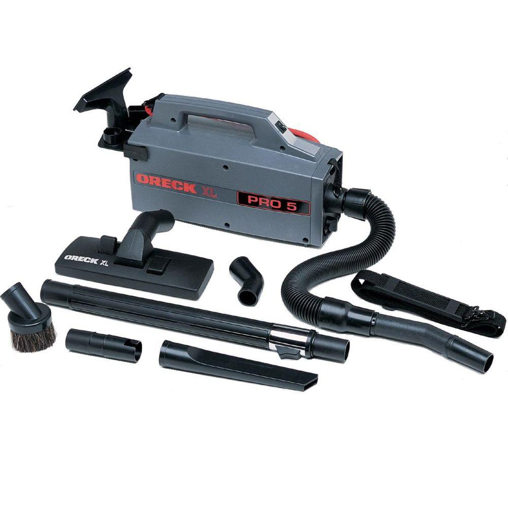 Oreck Commercial Canister Vacuum