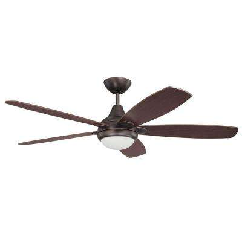 Espirit 52 in. Copper Bronze Ceiling Fan